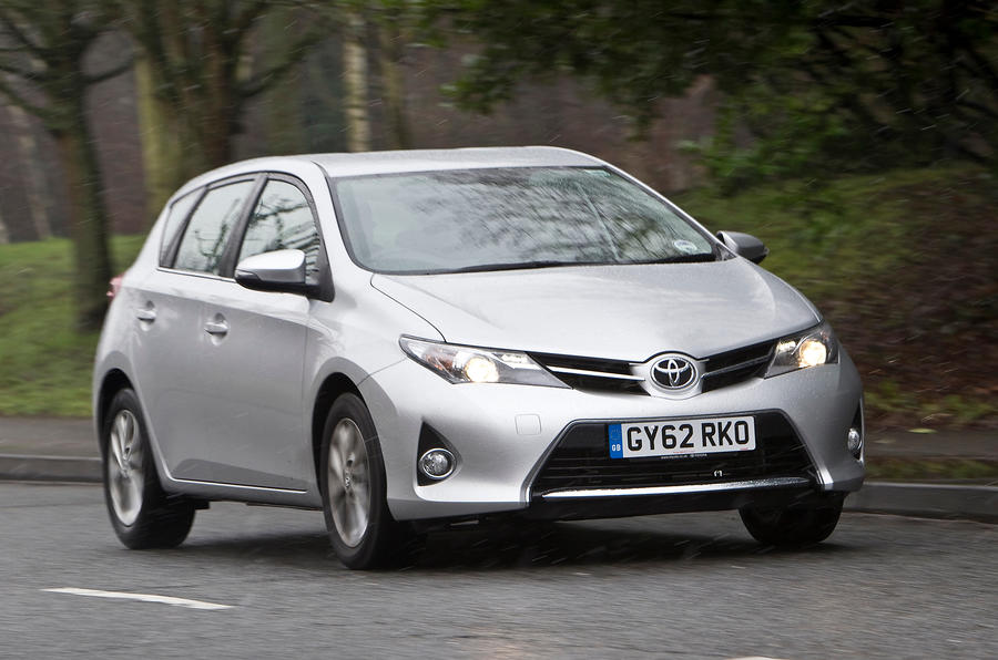 Toyota Auris Icon 1 4d4d First Drive Review Review Autocar