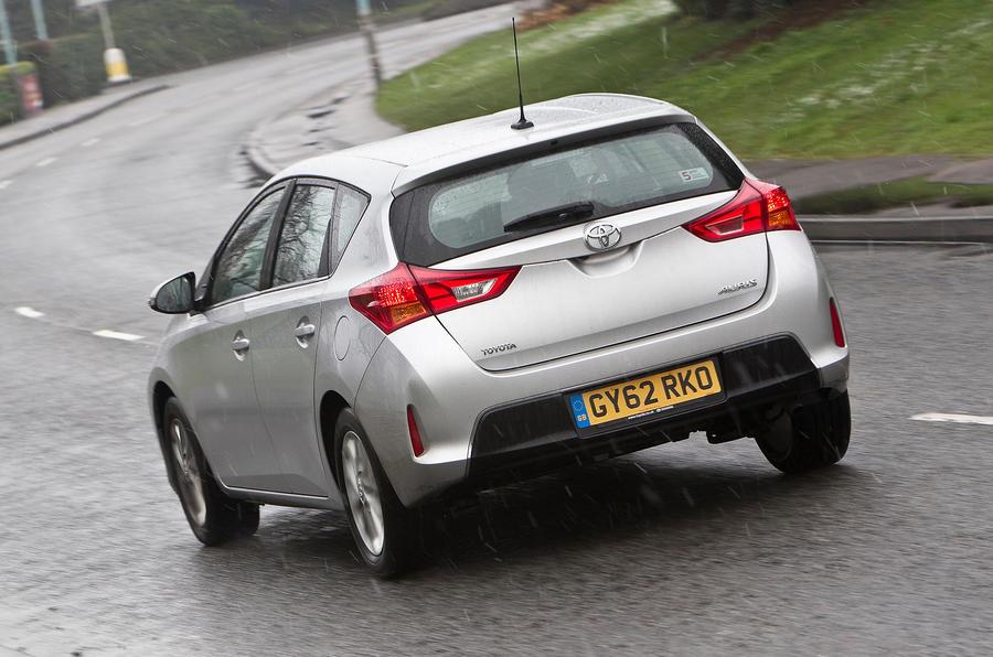 Toyota Auris rear