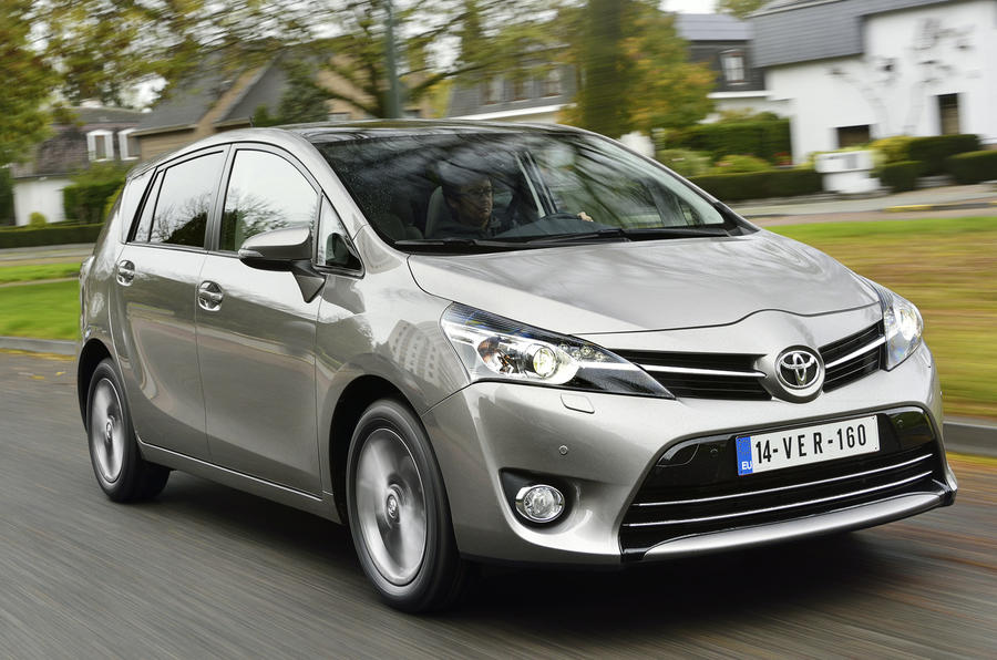 2014 Toyota Verso first drive review