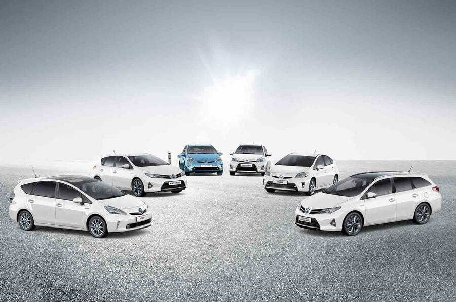 Quick News: Toyota hit six million hybrid sales, Audi A8 L Security launched