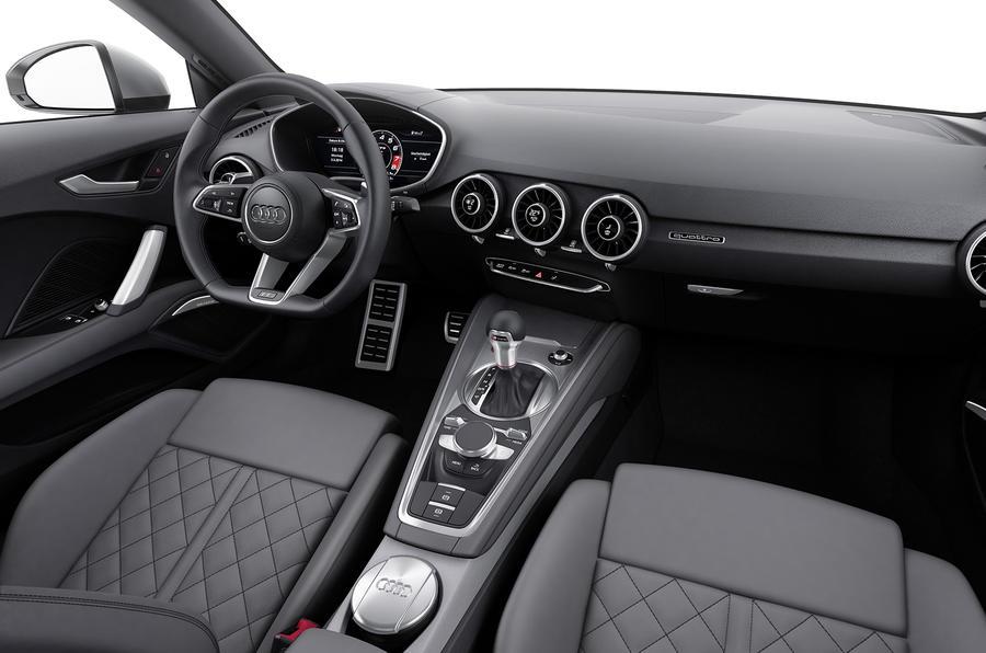 New Audi TT revealed in Geneva