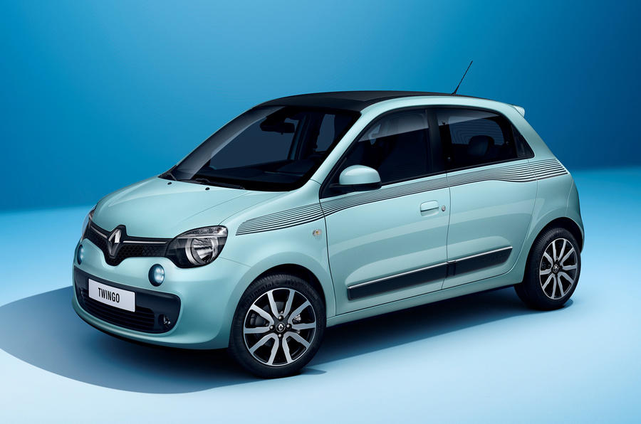 New Renault Twingo revealed at Geneva motor show