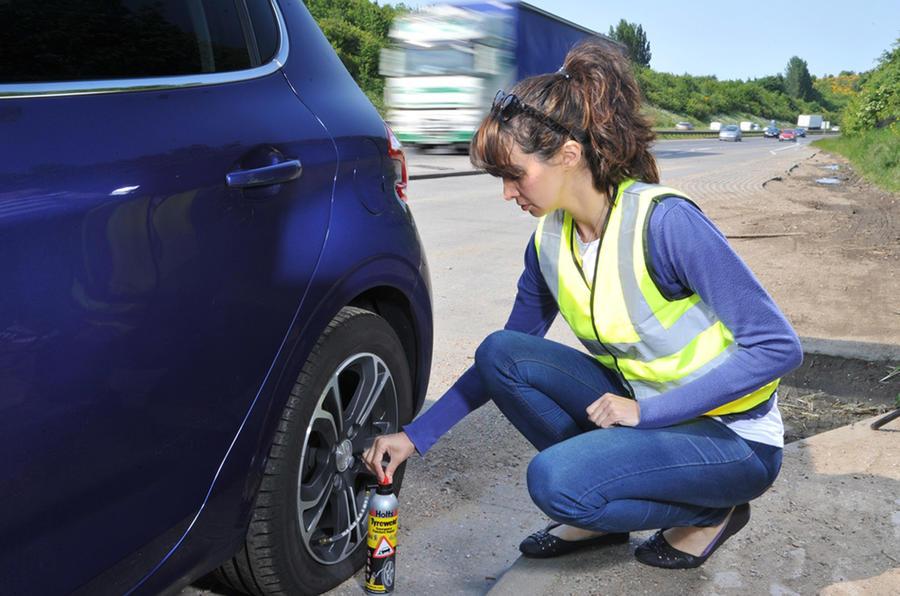 Customers have their say in the space saver vs tyre repair kit debate