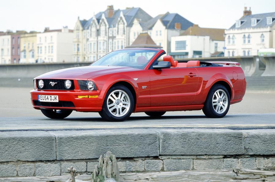 History of the Ford Mustang - picture special