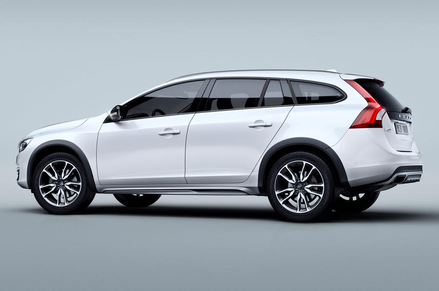 Volvo V60 Cross Country unveiled