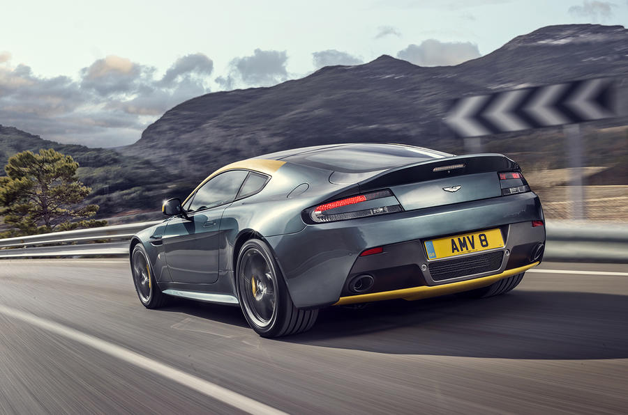 Aston Martin reveals new special editions