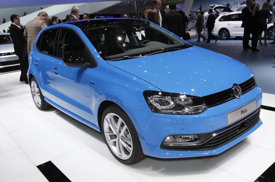 New Volkswagen Crosspolo Shown In Geneva Autocar