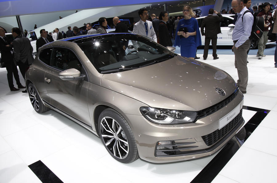 Facelifted Volkswagen Scirocco On Sale For 163 20 455 Autocar