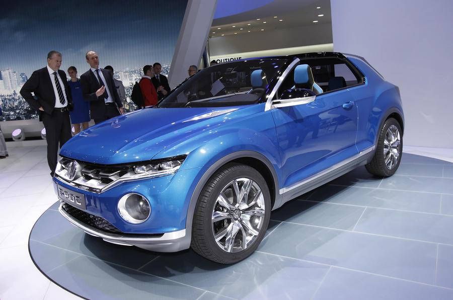 Volkswagen plans four new SUVs