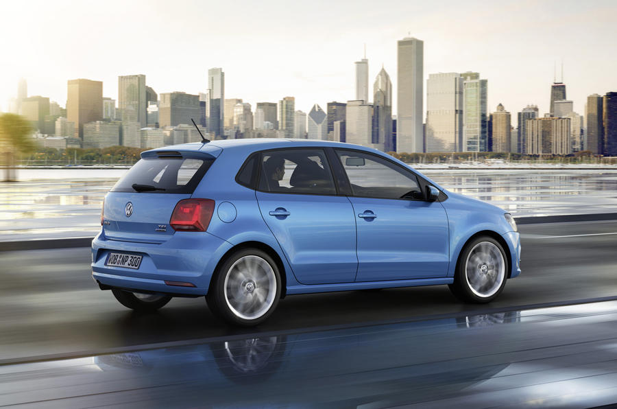 VW Polo to get plug-in hybrid and natural gas power