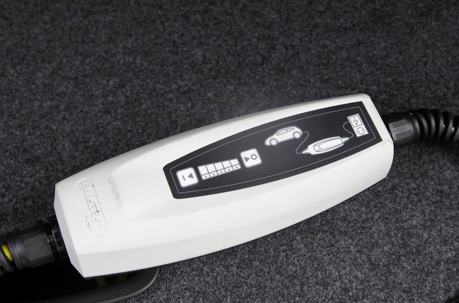 Volkswagen e-Up charging lead
