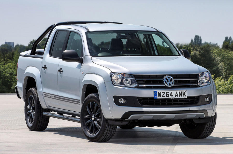 Volkswagen reveals limited-edition Amarok Dark Label