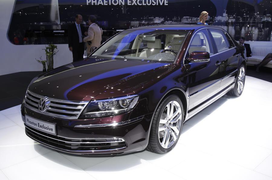 new phaeton planned in future volkswagen line up autocar. Black Bedroom Furniture Sets. Home Design Ideas