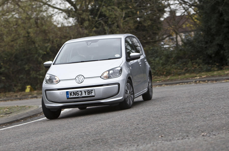 Volkswagen e-Up first drive review