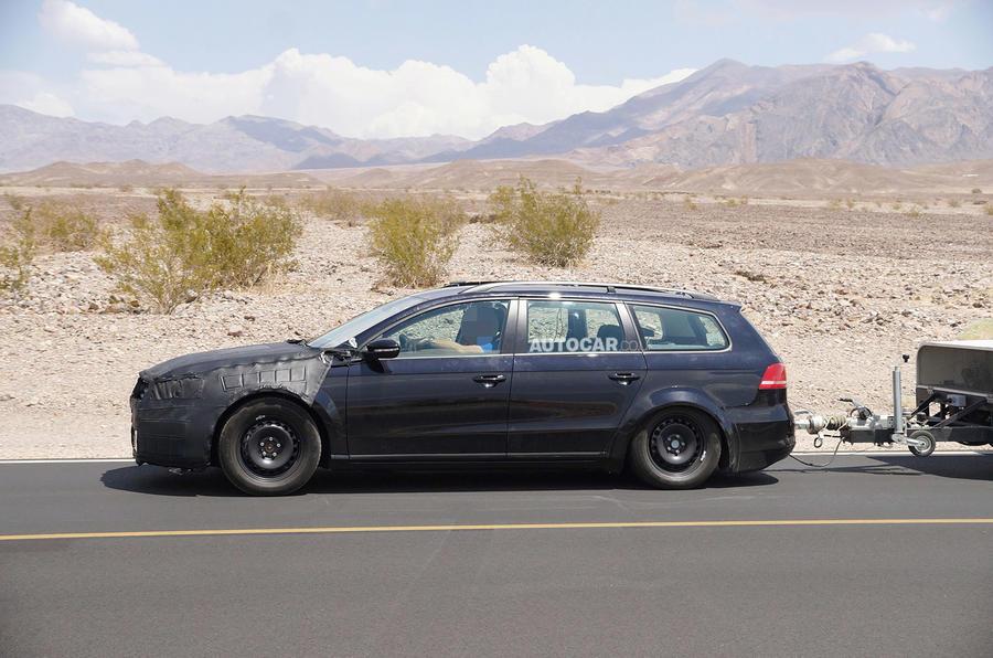 New Volkswagen Passat in development for 2014 launch