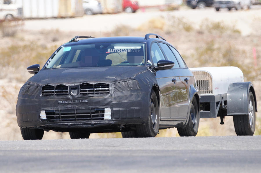 New Volkswagen Passat in development for 2014 launch