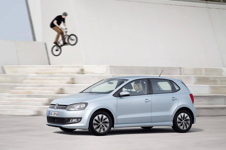 Volkswagen reveals new CrossPolo