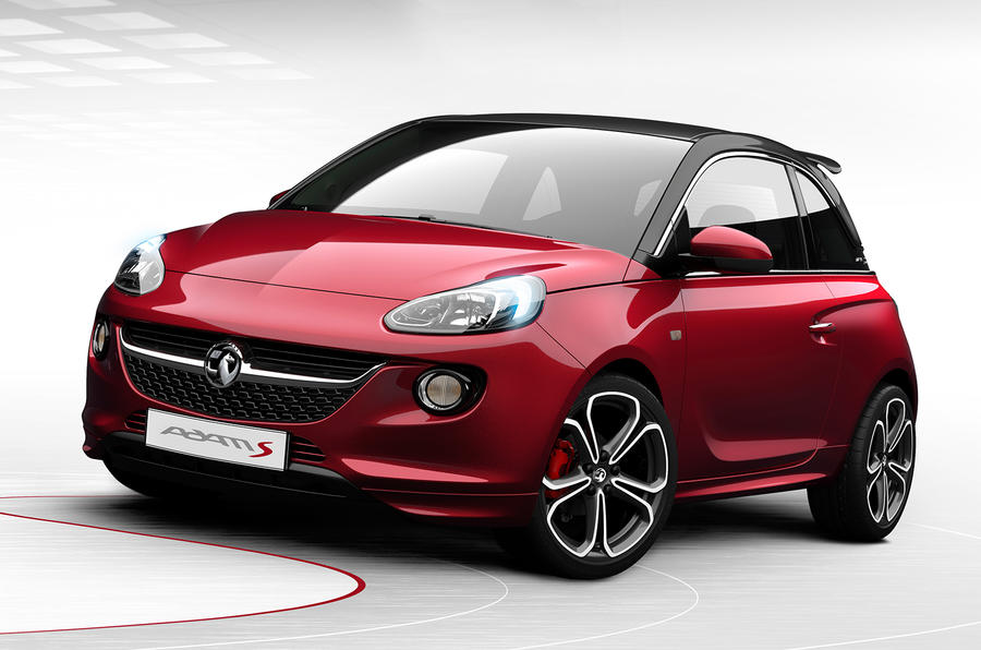 New 137mph Vauxhall Adam S is close to production