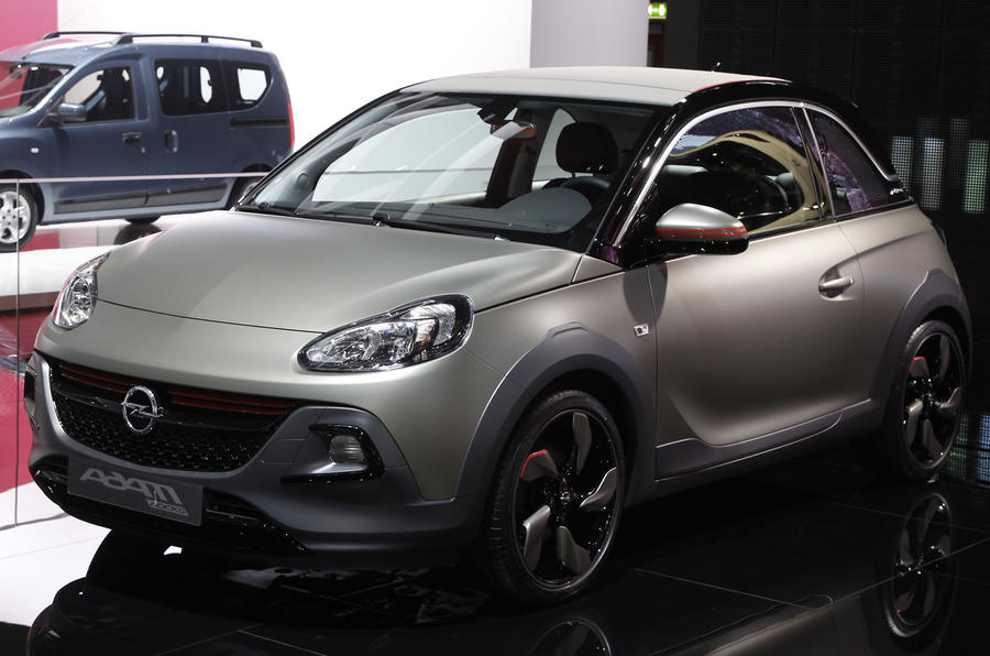 Vauxhall Adam Rocks Air on sale for £14,695