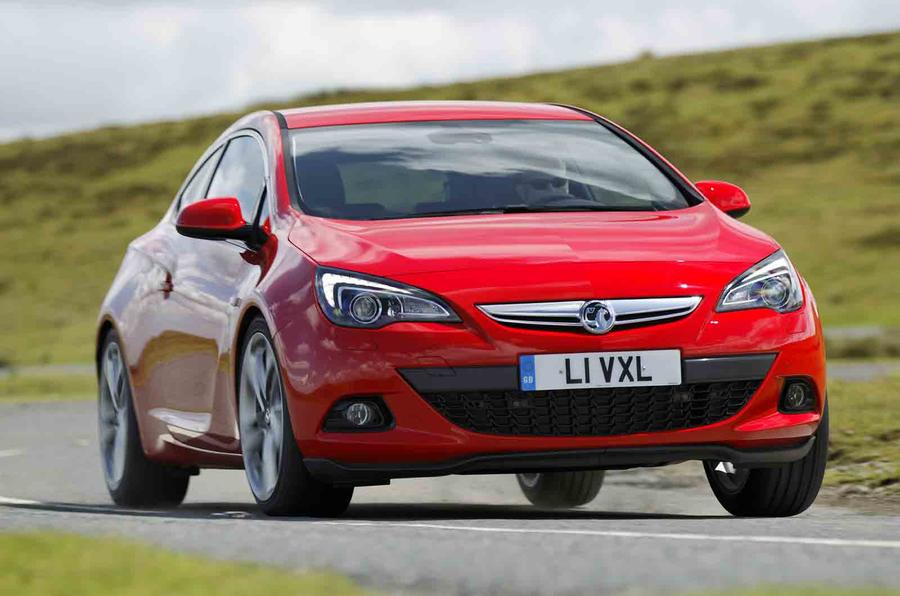 Vauxhall Astra GTC gets new engine with 197bhp