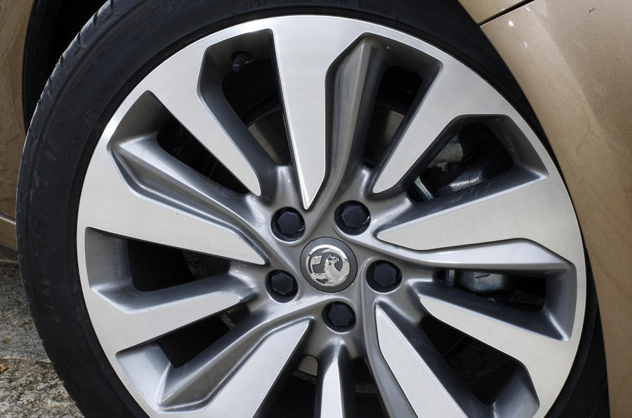 Vauxhall Cascada alloy wheels