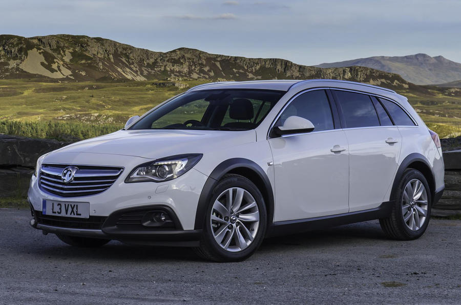 Quick News: Insignia Country Tourer from £25k, Seat Leon ST gets five-star safet