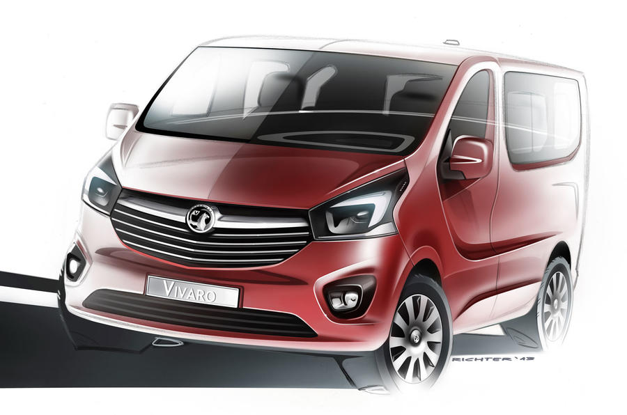 New Vauxhall Vivaro to be built in UK