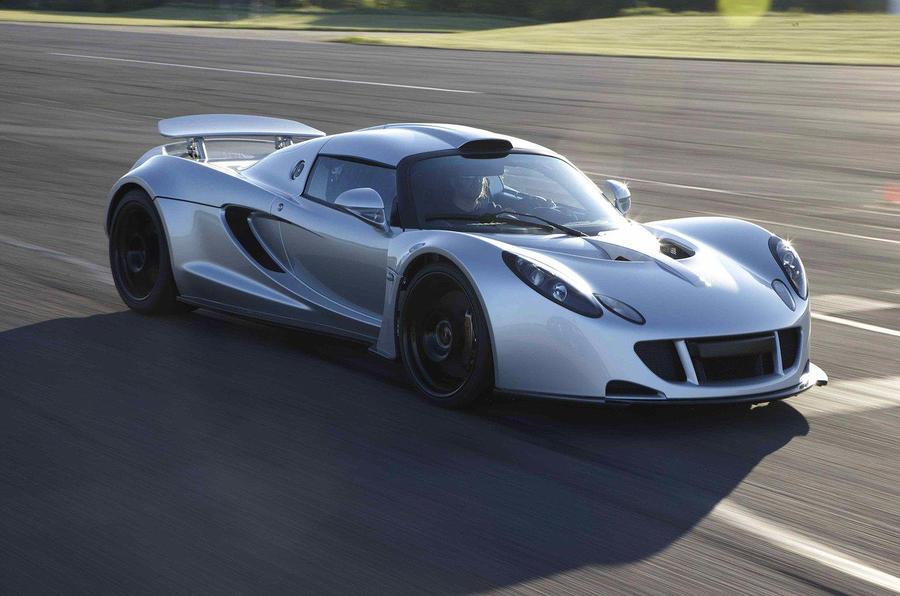 New Hennessey Venom F5 revelaed