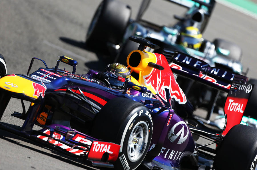 Formula 1 2013 season review and gallery