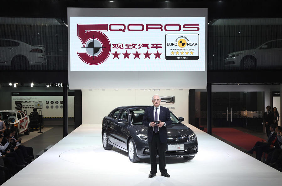 Qoros 3 to undercut MG6
