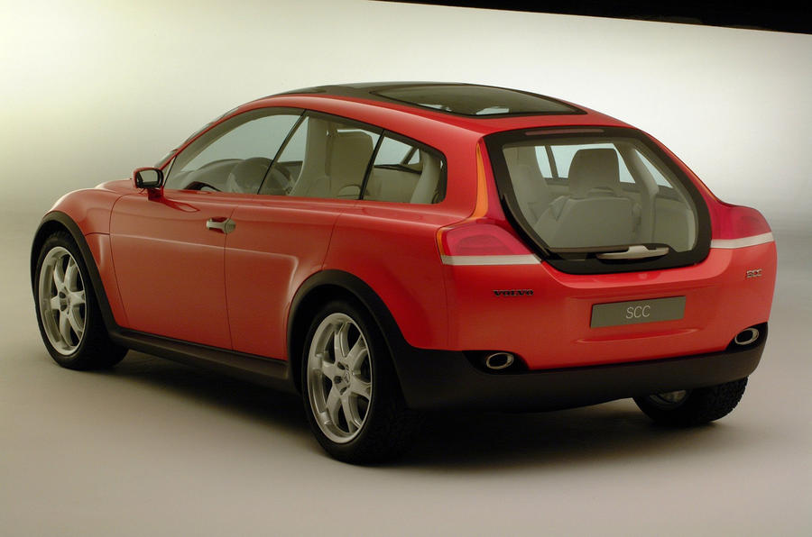 History Of The Volvo C30 Picture Special Autocar