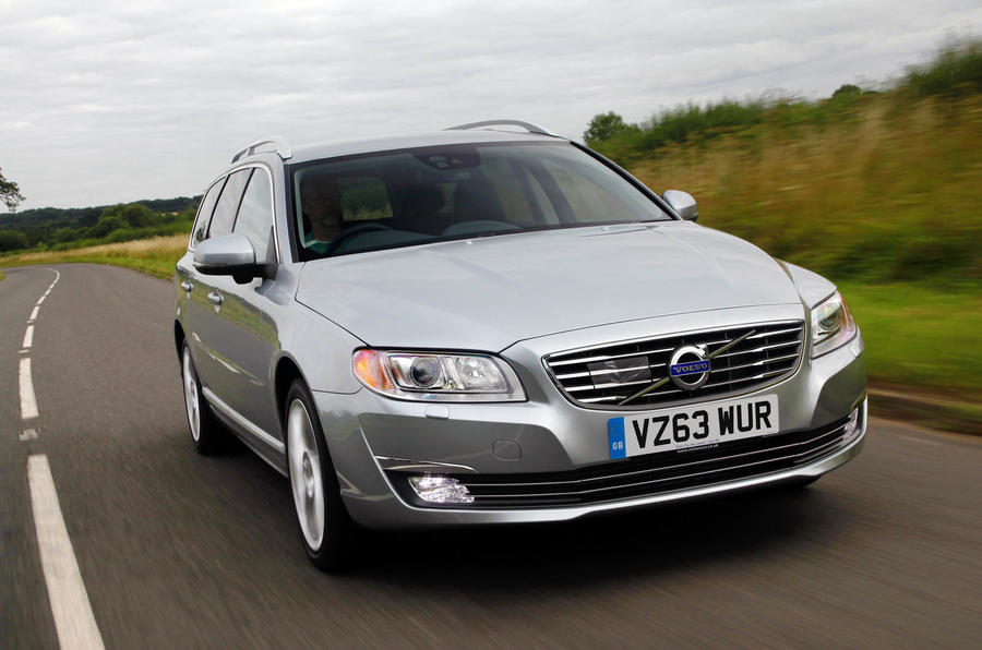 Volvo V70 D5 SE Lux Geartronic first drive review