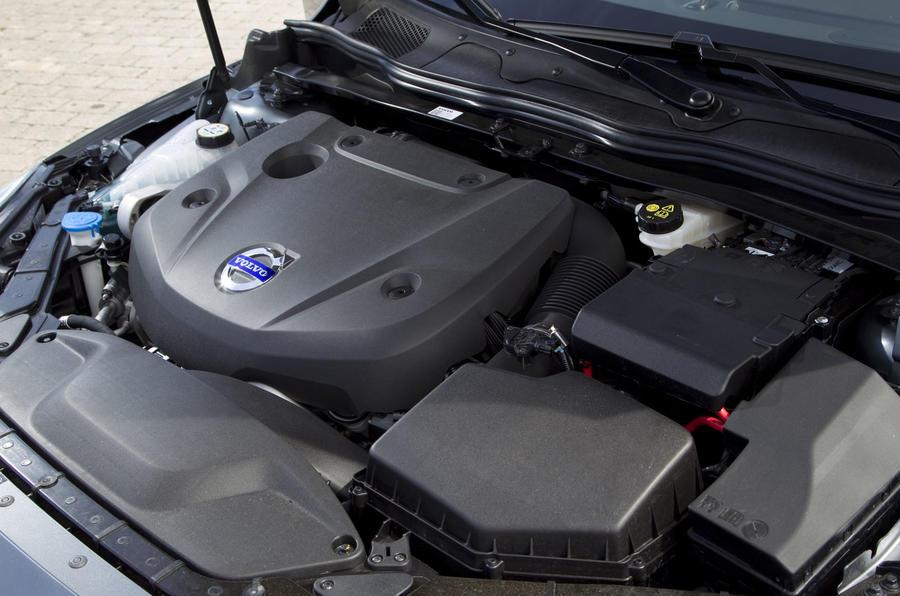 2.0-litre Volvo V40 Drive-E D4 diesel engine