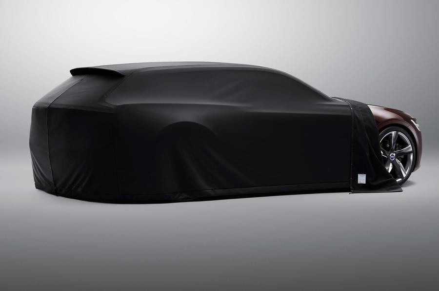 Volvo previews new estate concept for Geneva