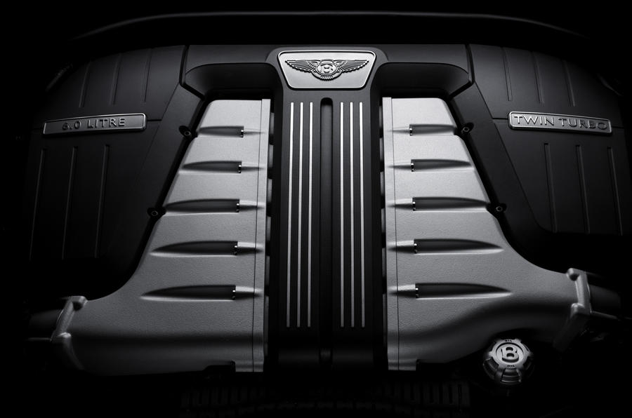 Bentley ramps up W12 engine production