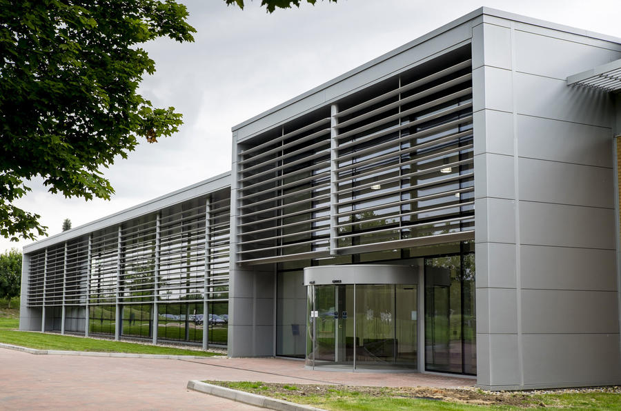 Williams opens new £8 million technical centre