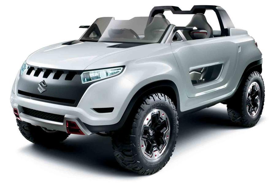 Suzuki previews three concepts for Tokyo motor show