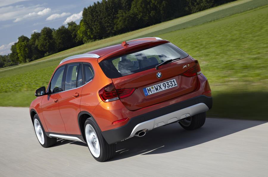 BMW X1 xDrive25d x Line rear