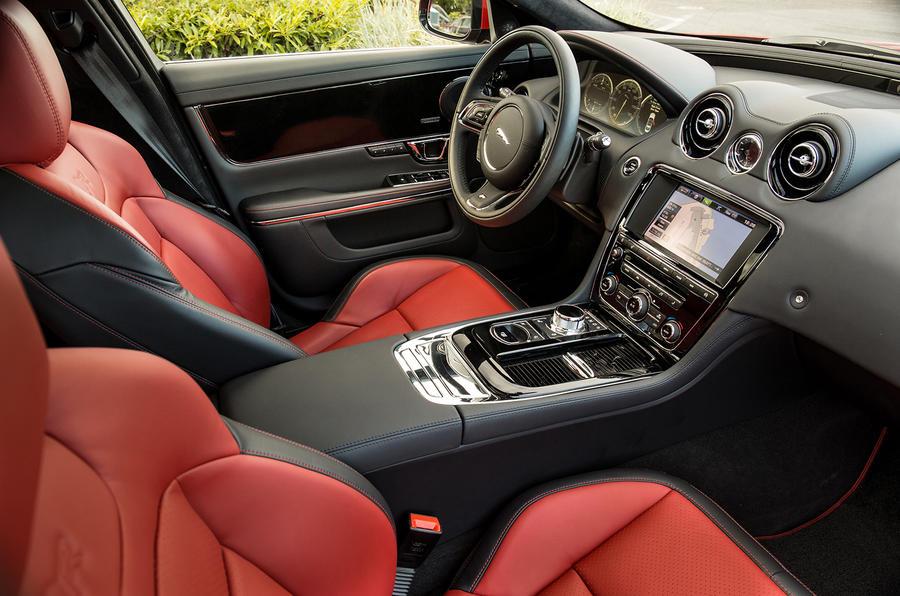 Jaguar Xjr Review 2019 Autocar
