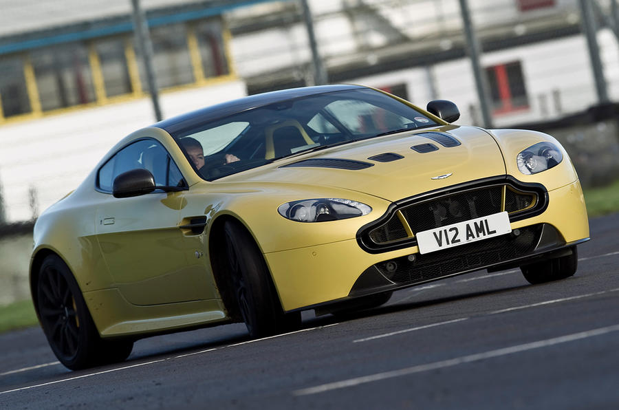 New investment for Aston Martin following sales leap