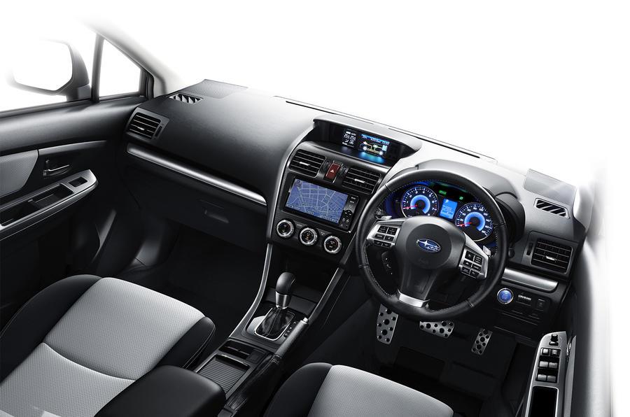 Subaru xv ibrida