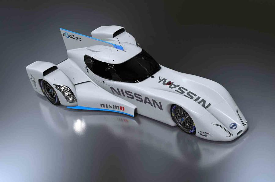 Nissan ZEOD RC revealed