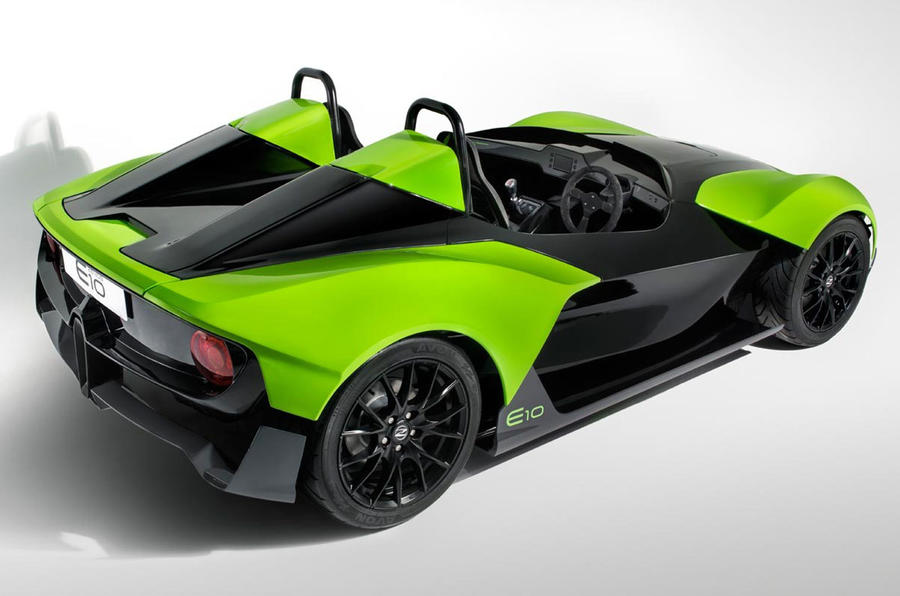 Zenos Cars reveals more powerful E10 S for 2015