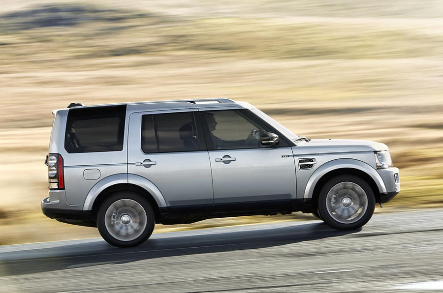 New Land Rover Discovery special edition launched