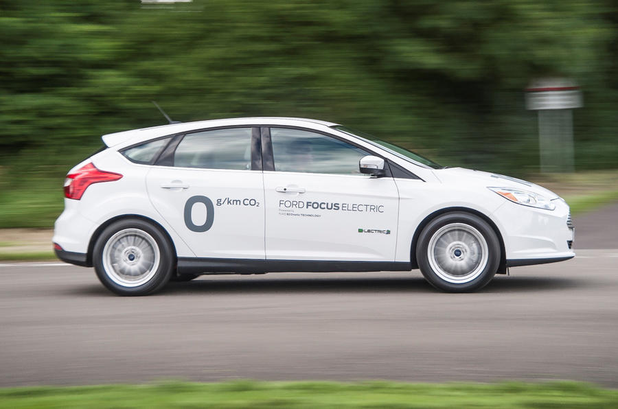 Ford Focus Electric first drive review
