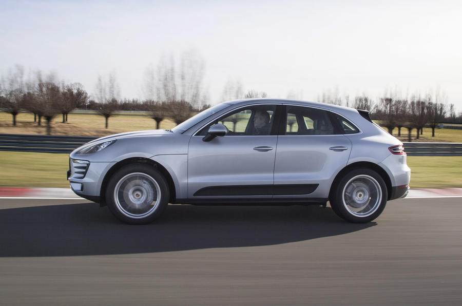 Porsche Macan S Diesel first drive review