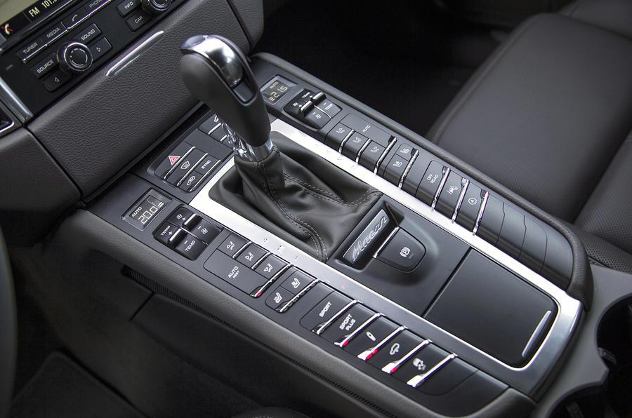 Porsche Macan S Diesel PDK gearbox
