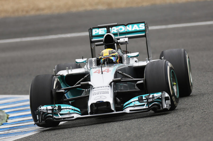 Quick news: Merc F1 car 'good looking'; synthetic Audi fuels
