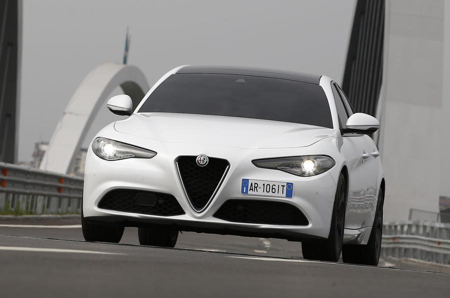 177bhp Alfa Romeo Giulia