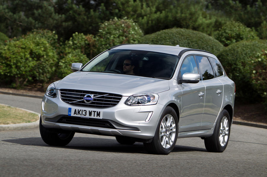 Volvo XC60 D5 AWD first drive review  Autoc